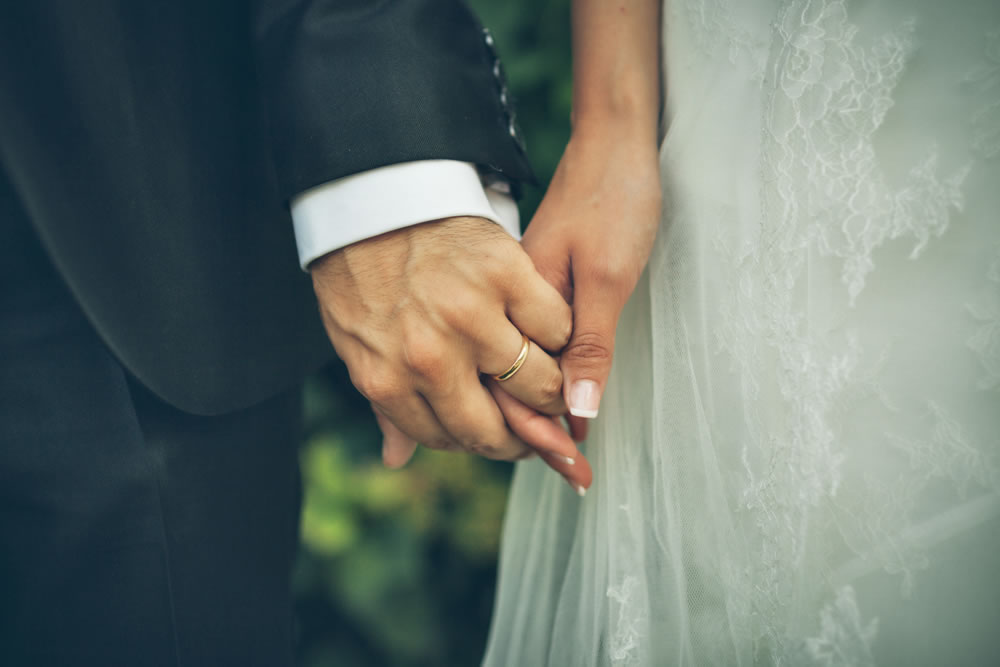 Marta e Aldo sposi - Renato Zanette Fotografo Matrimonio Venezia