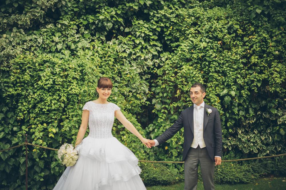Mihaela e Massimo sposi - Renato Zanette Fotografo Matrimonio Veneto
