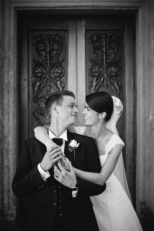 Jacqueline e Michele sposi - Renato Zanette Fotografo Matrimonio Treviso