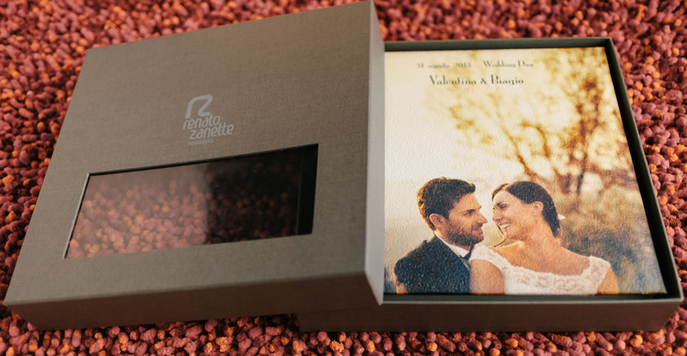 Wedding box e Wedding album | Wedding ideas | Photographer Renato ...