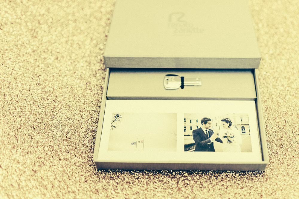 Wedding Box - Digital Box - Renato Zanette Photographer