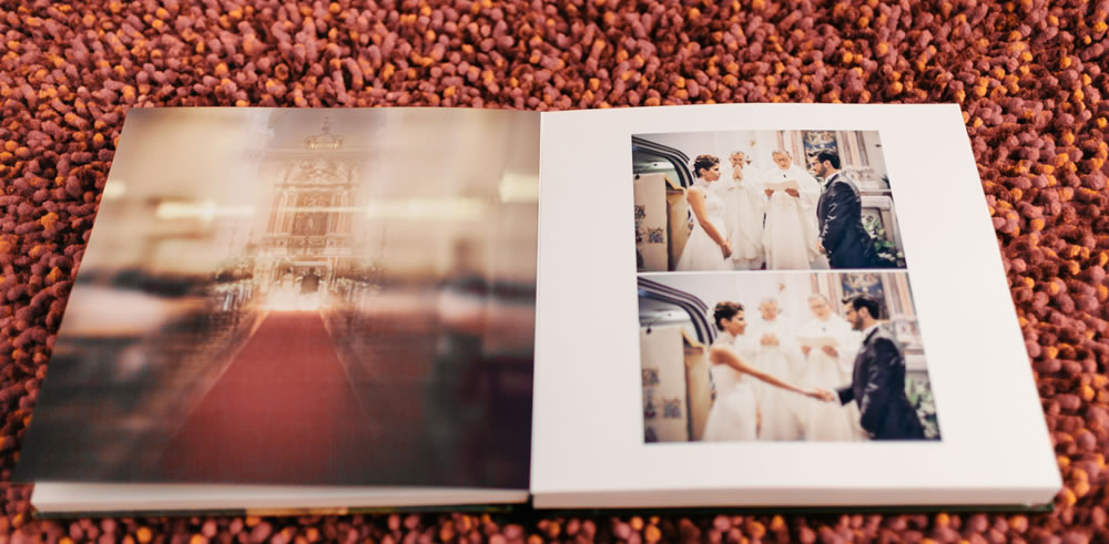 Wedding fotobook Marta & Aldo - Renato Zanette Photographer