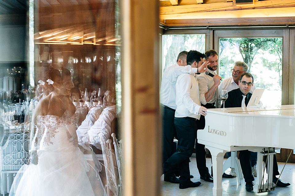 Cristina e Simone sposi -Wedding reportage- Renato Zanette Fotografo Matrimonio Treviso Veneto Le Nozze a Parco Gambrinus