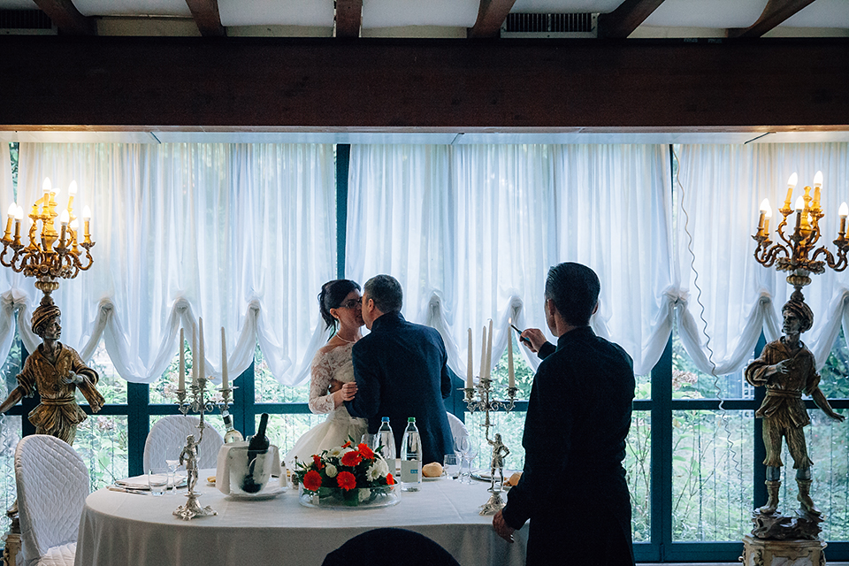 Grazia e Andrea sposi -Wedding reportage- Renato Zanette Fotografo Matrimonio Treviso Veneto