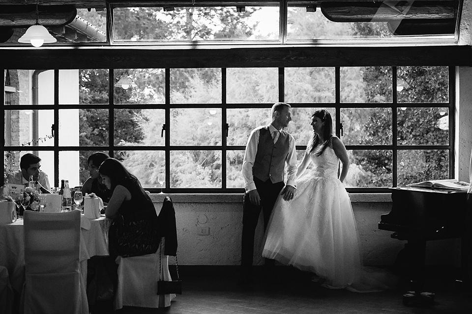 Laura e Chris sposi -Wedding reportage- Renato Zanette Fotografo Matrimonio Treviso Veneto Le Nozze a Parco Gambrinus