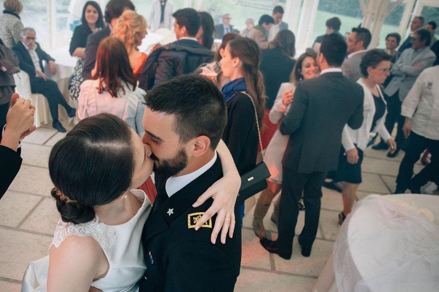 Elena e Matteo sposi-Wedding reportage-Renato Zanette Fotografo Matrimonio Treviso Veneto-la Cucina di Crema-Giavera del Montello-passione