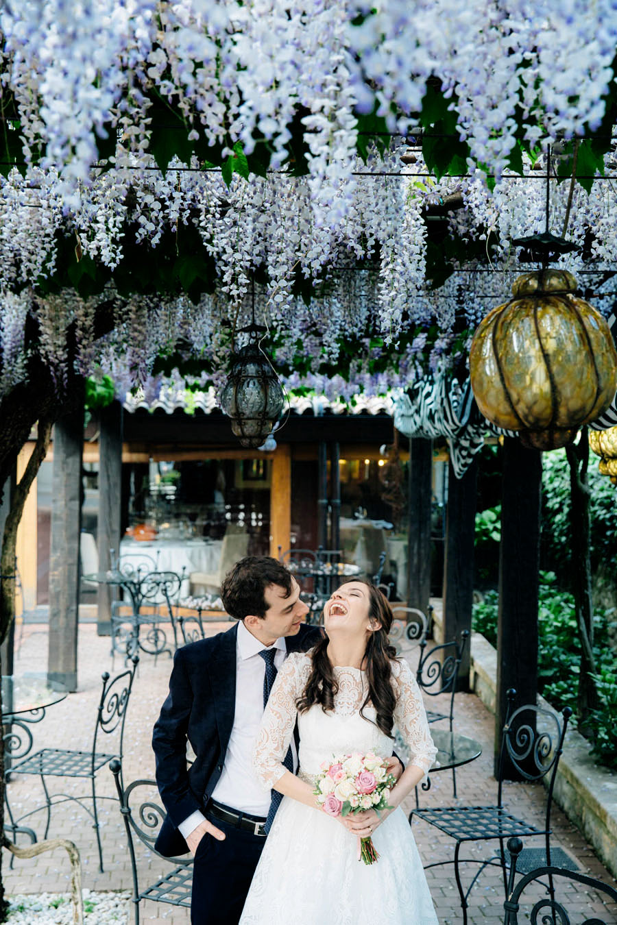 Karina e Alessandro sposi-Wedding reportage-Renato Zanette Fotografo Matrimonio Treviso-Vittorio Veneto-sposa felice-Serravalle-Locanda da Lino-Primavera