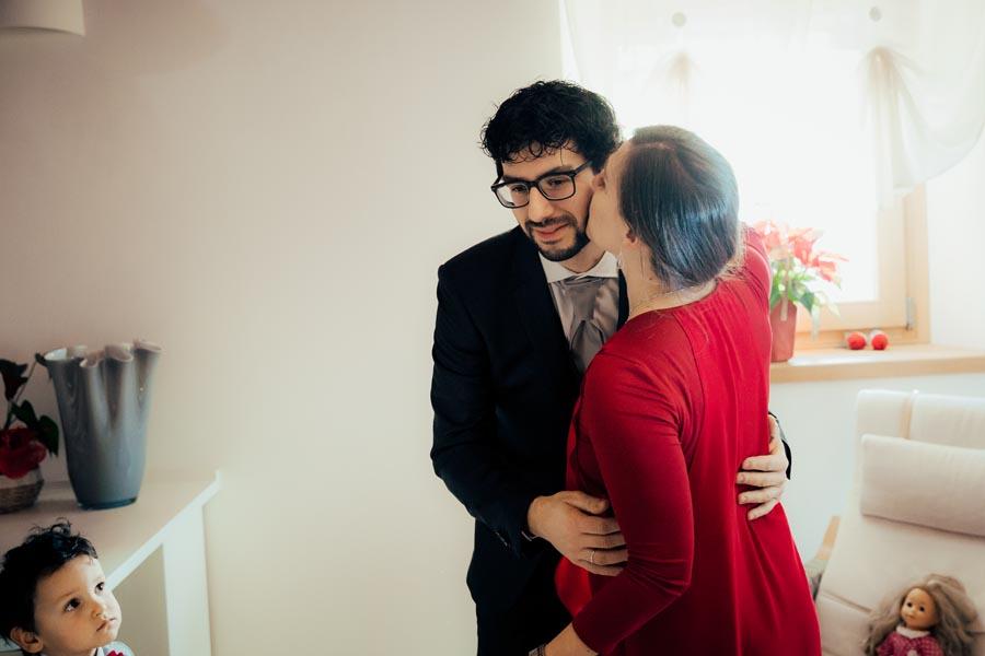 Silvia e Massimo sposi-Wedding reportage-Renato Zanette Fotografo Matrimonio Treviso-Revine Lago-Tarzo-la comare