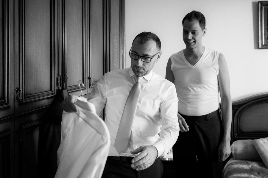 Renato Zanette Fotografo - Matrimonio - Storytelling - Mareno di Piave - Castelbrando - preparativi