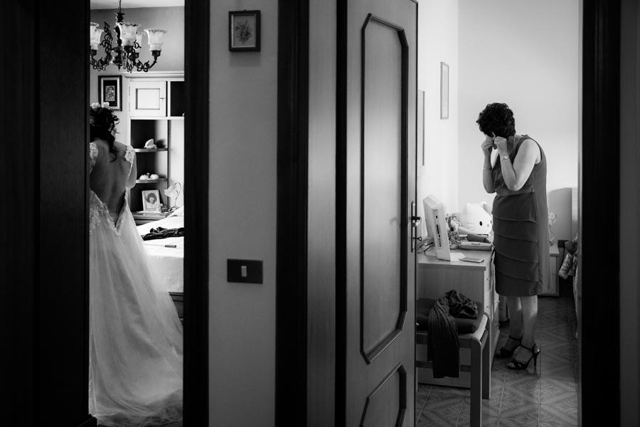Renato Zanette Fotografo - Matrimonio - Storytelling - Mareno di Piave - Castelbrando -madre e figlia