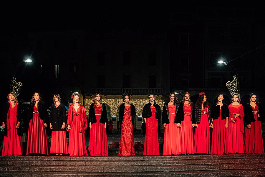 Renato Zanette fotografo per eventi storytelling Cipria Show no alla violenza sulle donne Scuola Engim Veneto