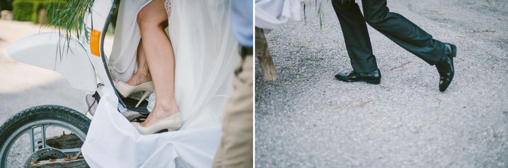 Stefania e Cristiano sposi - Renato Zanette Fotografo Matrimonio Treviso