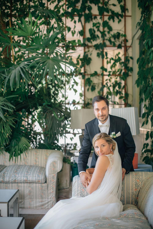 Eleonora e Andrea sposi - Renato Zanette Fotografo Matrimonio Treviso