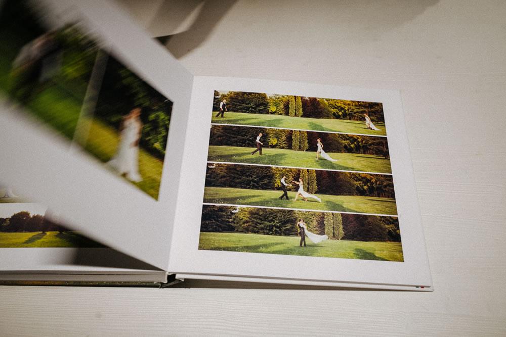 Wedding fotobook Stefania & Cristiano - Renato Zanette Photographer