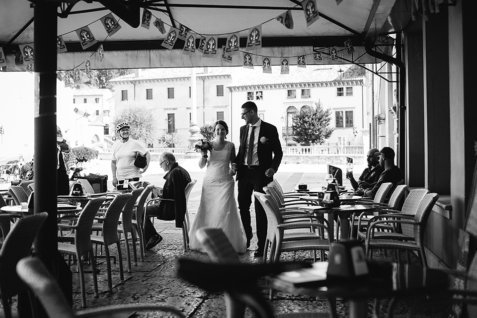 Elisa e Damiano sposi -Wedding reportage- Renato Zanette Fotografo Matrimonio Vittorio Veneto Veneto