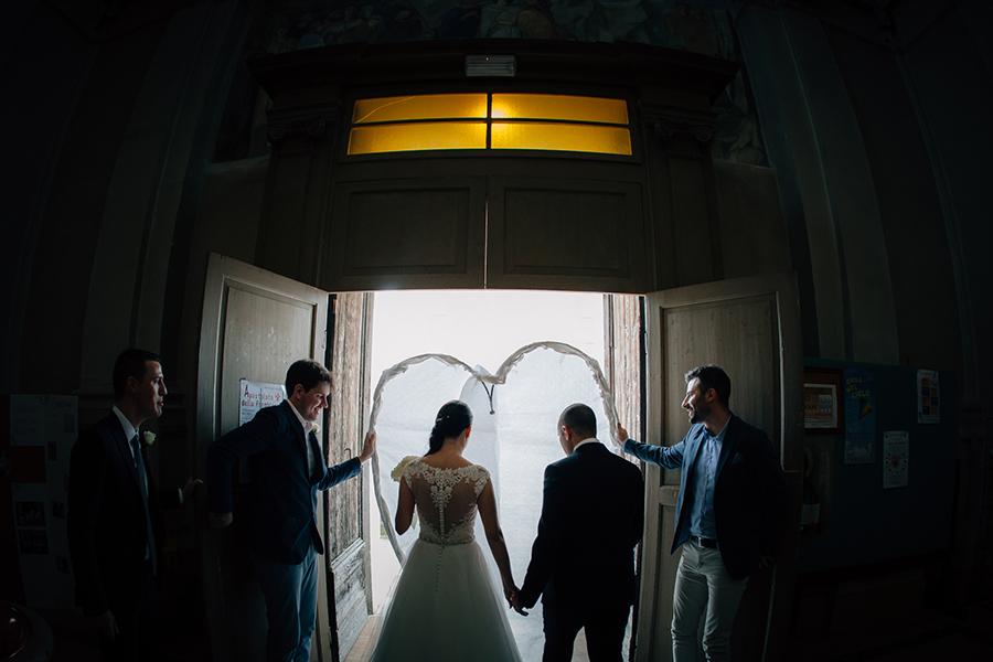 Eleonora e Paolo sposi-Wedding reportage-Renato Zanette Fotografo Matrimonio Treviso-Cappella Maggiore-Cuore-Tenuta Polvaro-Annone Veneto