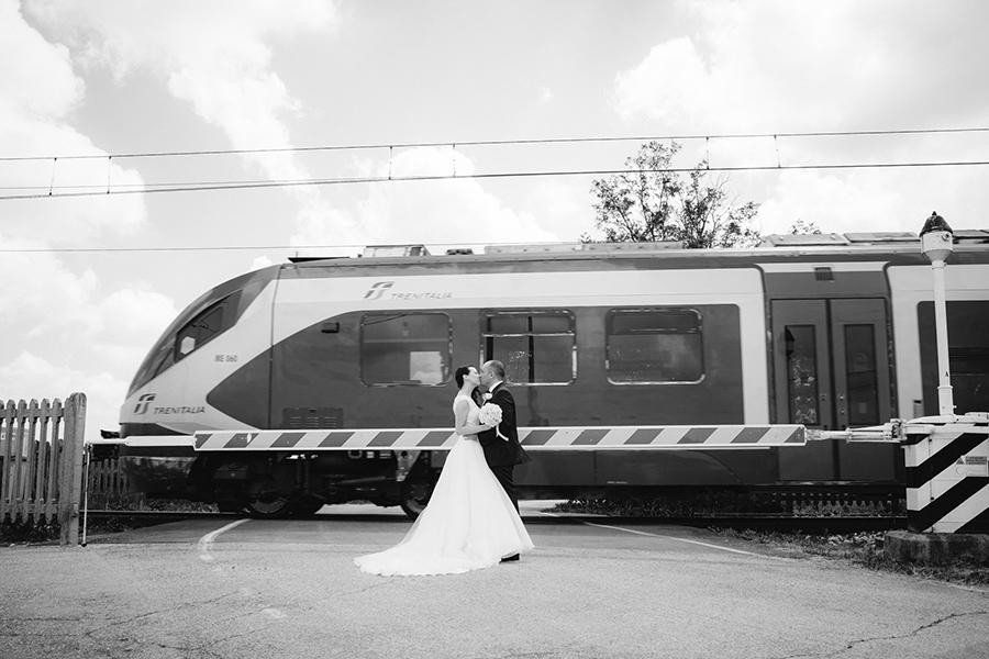 Eleonora e Paolo sposi-Wedding reportage-Renato Zanette Fotografo Matrimonio Treviso-Cappella Maggiore-versoTenuta Polvaro-Annone Veneto