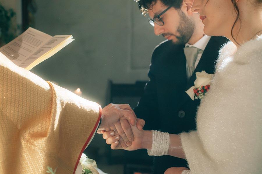 Silvia e Massimo sposi-Wedding reportage-Renato Zanette Fotografo Matrimonio Treviso-Revine Lago-Tarzo-promessa