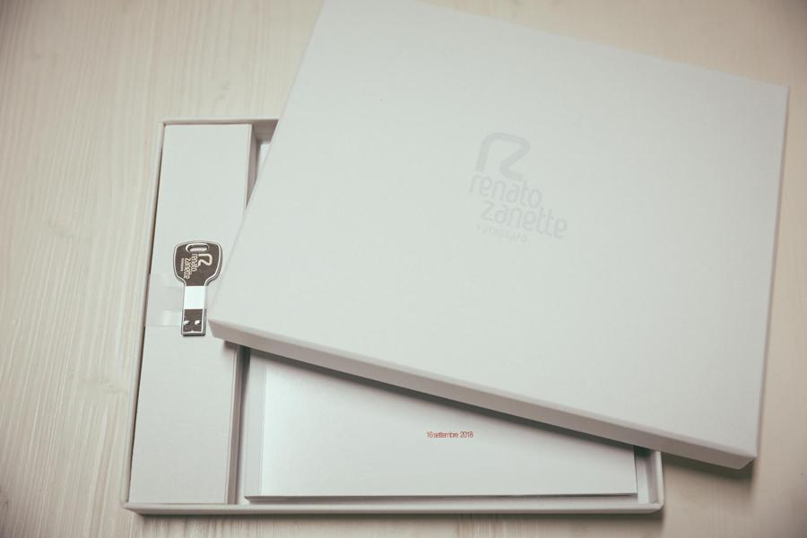 Confezione album stampato e rilegato presso il nostro laboratorio Fotosprint
