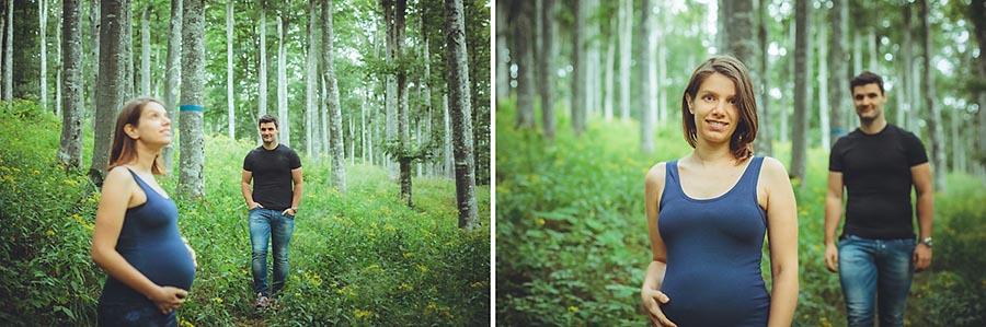 Renato_Zanette_Fotografo_Vittorio_Veneto_Samuela_Carlo_Insieme_Pregnancy_Modherhood_Foresta_del Cansiglio